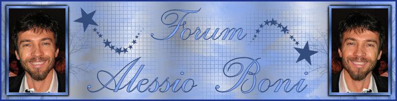 Forum Alessio Boni