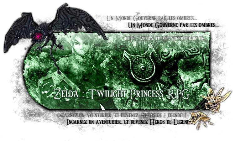 The Legend of Zelda : Twilight Princess RPG Bannie11