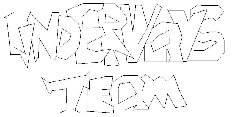 Граффити Underw14