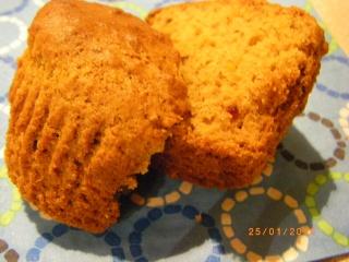 Muffins orange et dattes 00111