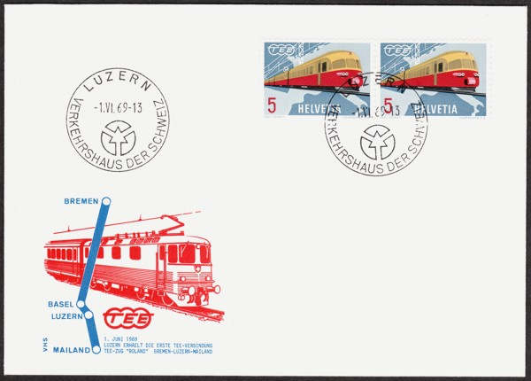 Eisenbahn-Stempel/Belege gegen.... Eisenb11