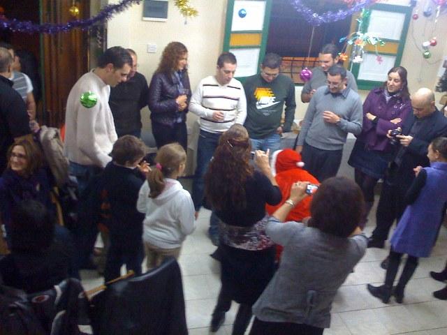 Club members + families Christmas Party Img_0210