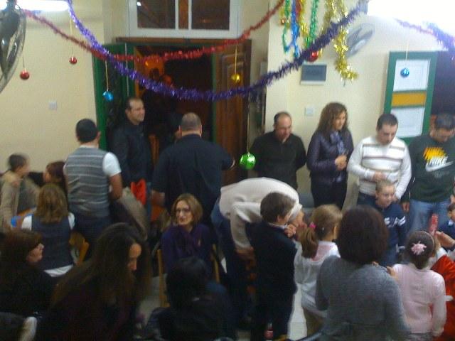 Club members + families Christmas Party Img_0211
