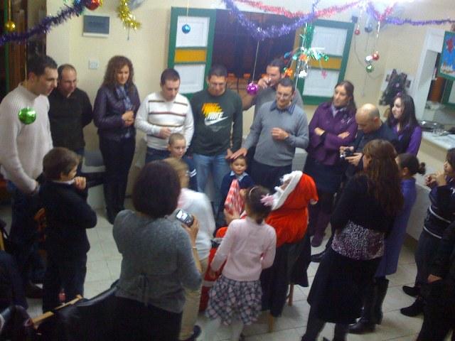 Club members + families Christmas Party Img_0212