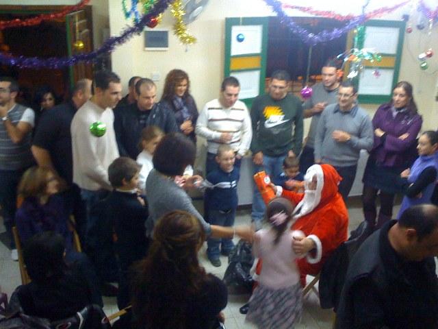 Club members + families Christmas Party Img_0214