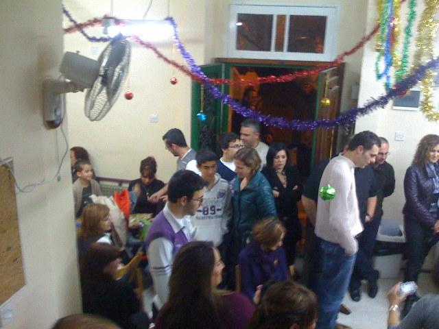Club members + families Christmas Party Img_0216