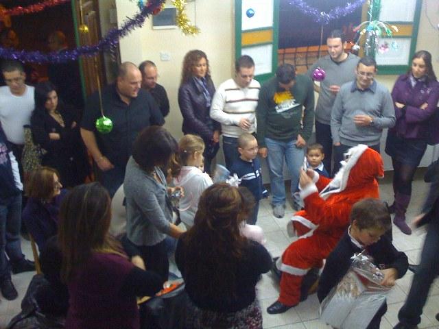 Club members + families Christmas Party Img_0217