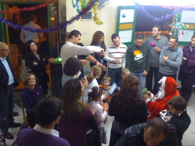 Club members + families Christmas Party Img_0218