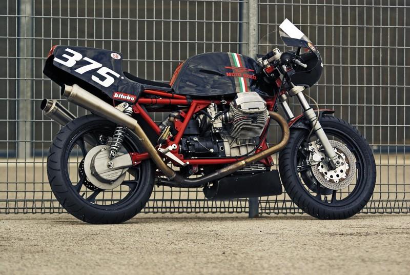 Guzzi... juste l'essentiel des Café Racer 2, la suite... Street12