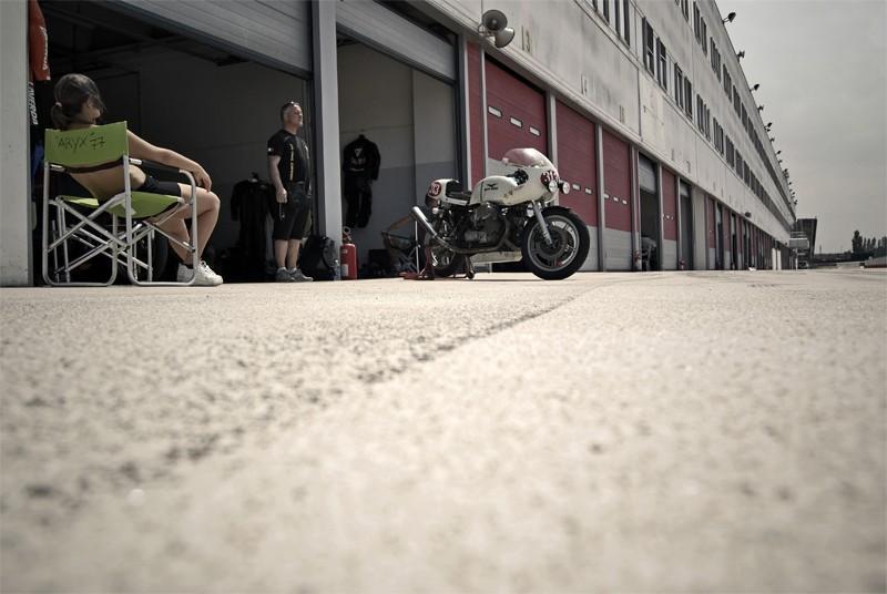 Guzzi... juste l'essentiel des Café Racer 2, la suite... Street13