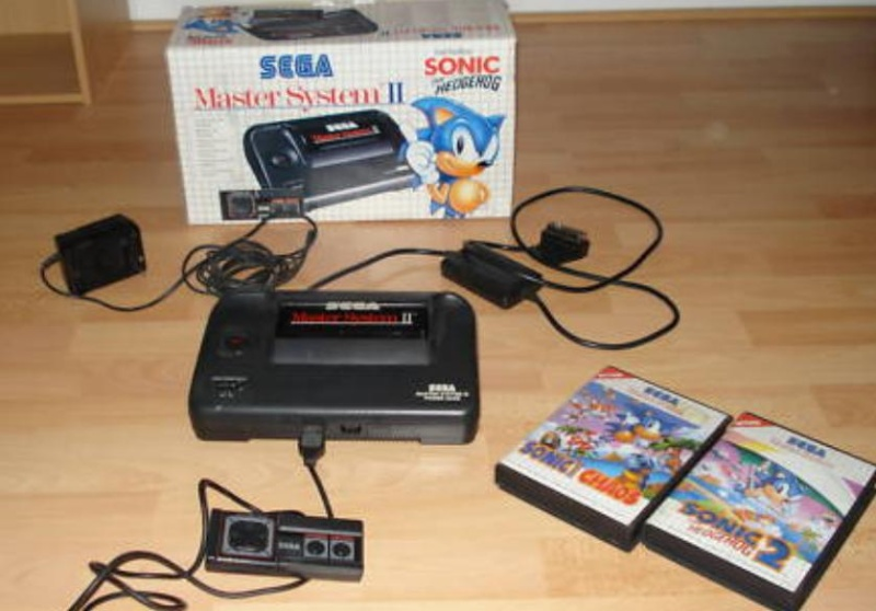 Quel a été votre toute première console et votre premier jeux vidéo? Master10