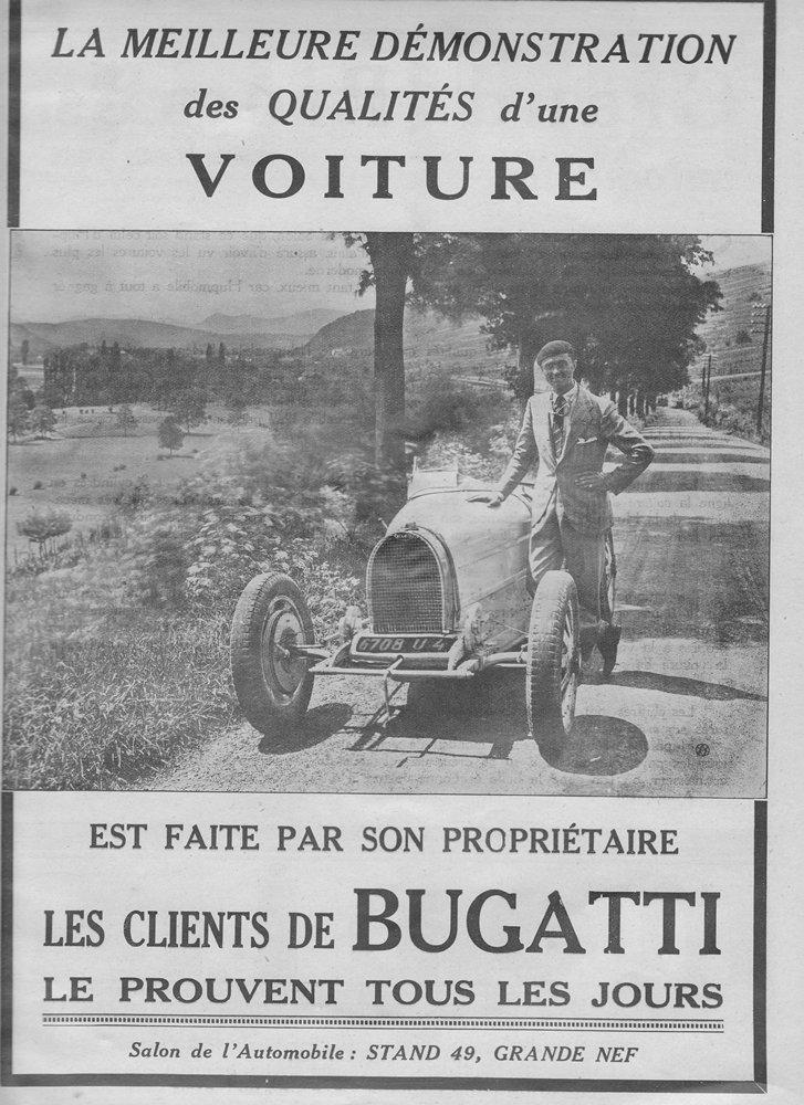 Bugatti le Pur Sang 43058415