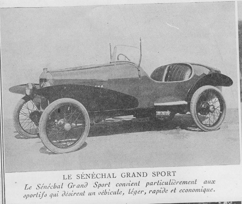 Senechal cyclecar - Page 3 43065810