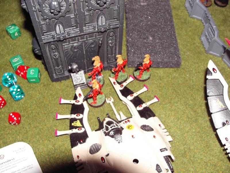 La defense de l'astroport de Bigle IV. CG+GI vs Eldar 2600pts Kif_7032