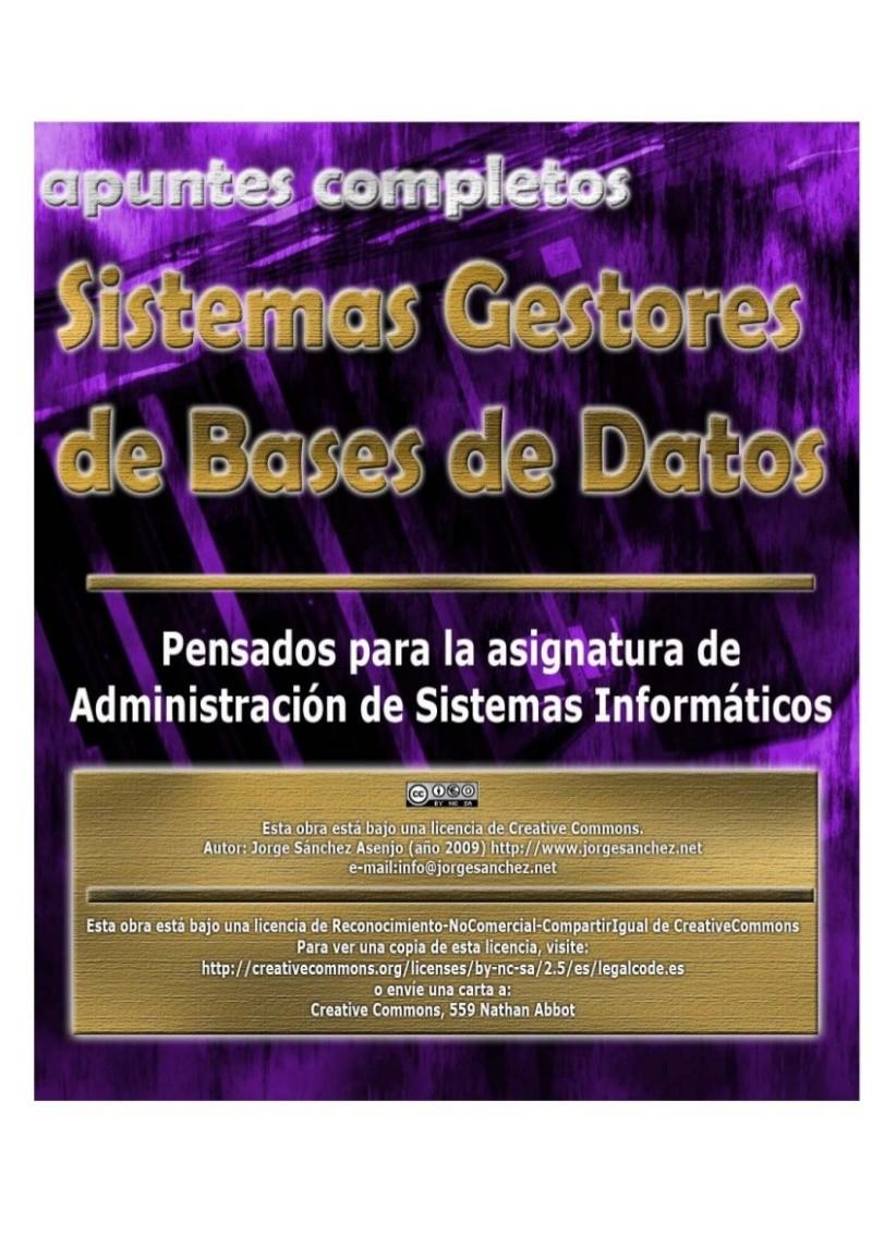Sistemas gestores de Bases de Datos 2009-2010 Pag_1136