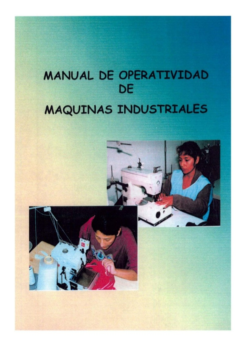 Costura (mantenimiento de maquinas de  coser industrial) Pag_138