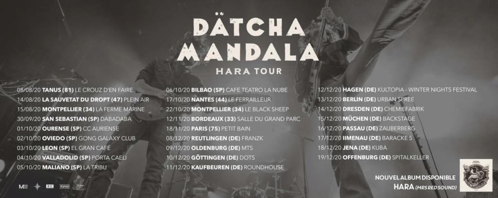 Dätcha mandala, rock 70s desde Francia.Gira por España mayo 2019 83c47210