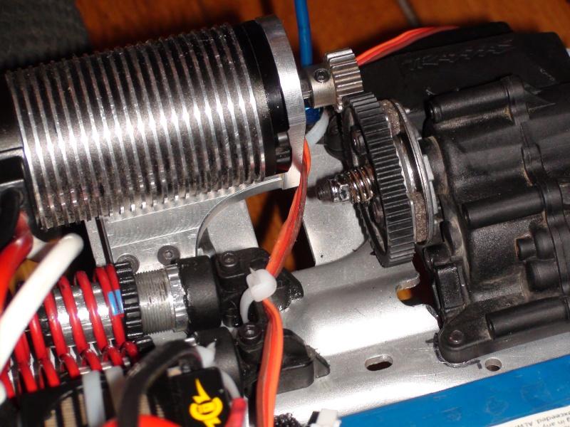 ERBE config bash solide 6S 2200KV mamba de truggy.P - Page 2 B-revo13