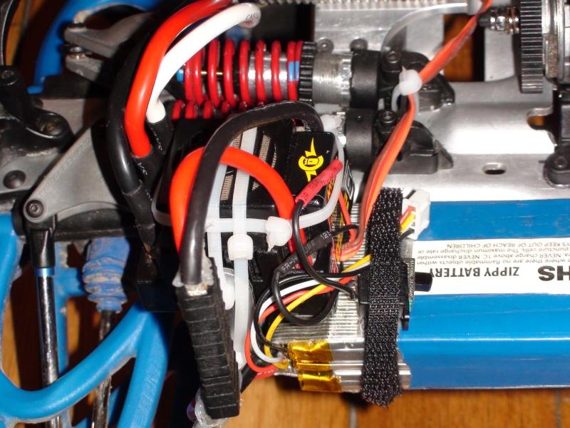 ERBE config bash solide 6S 2200KV mamba de truggy.P - Page 2 B-revo14