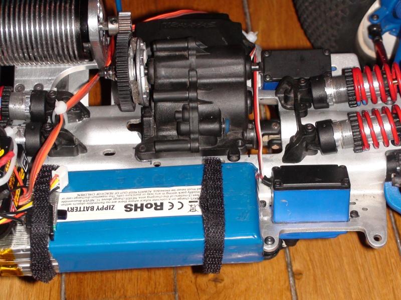 ERBE config bash solide 6S 2200KV mamba de truggy.P - Page 2 B-revo15