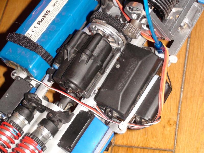 ERBE config bash solide 6S 2200KV mamba de truggy.P - Page 2 B-revo17