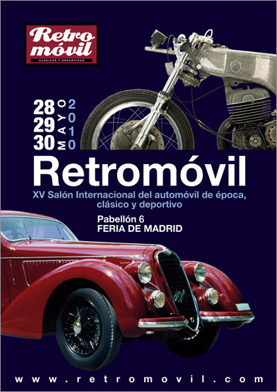 RETROMOVIL MADRID - Del 28 al 30 de Mayo de 2010 Head11
