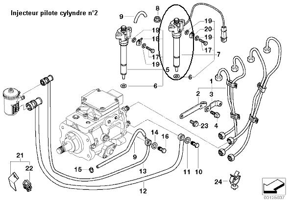 bmw e46 320d an 2001   moteur remplac u00e9  ne d u00e9marre plus
