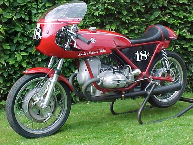 R50 S Racing Racer610