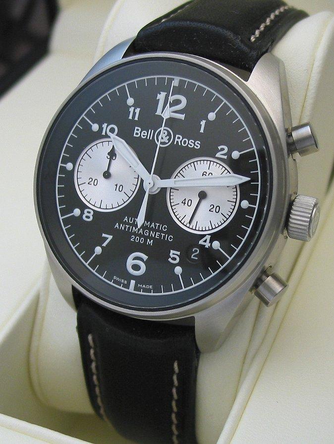 stowa - Stowa chronographe Vintag10