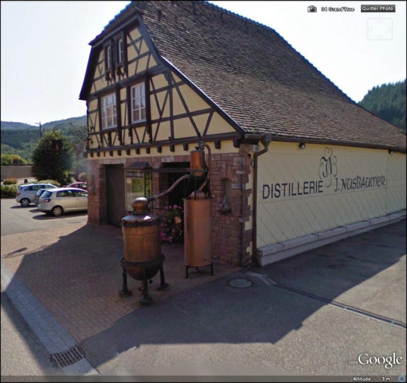 Distillerie Nusbaumer à Steige (Alsace) Steige11