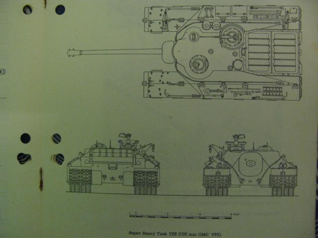 char américain super lourd T28 au 1:72 - Page 3 Poudre29