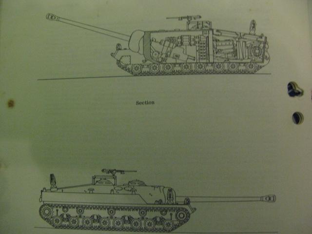 char américain super lourd T28 au 1:72 - Page 3 Poudre31