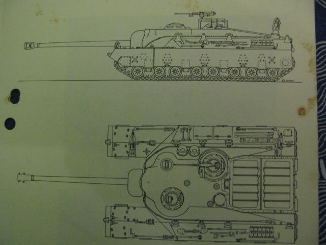 char américain super lourd T28 au 1:72 - Page 3 Poudre32