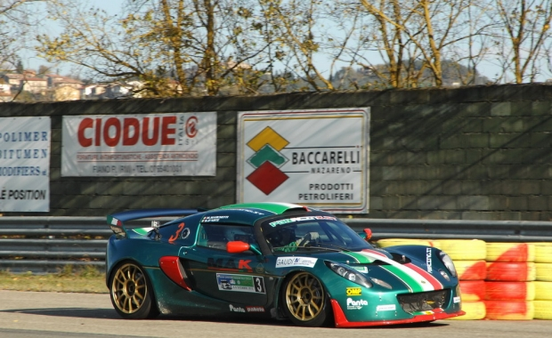 La Lotus Exige di D'Aste vince il Merry Christmas rally di Magione  Stefan10