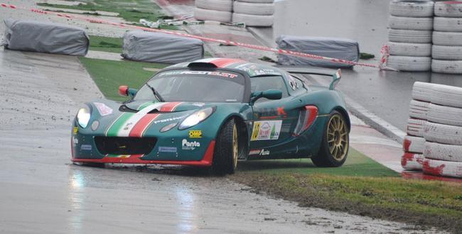 """Stefano D'Aste su Lotus vince il primo rally italiano del 2013 (""""Imola rally Event"""") Stefan11"""