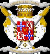 Procès ayant opposé Benestar au Comté de Flandres-coupable Blason10