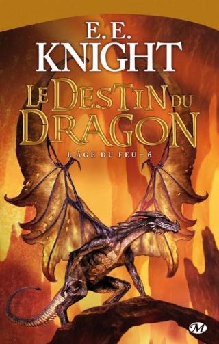 L'ÂGE DU FEU (Tome 6) LE DESTIN DU DRAGON de E.E. Knight 1301-a10