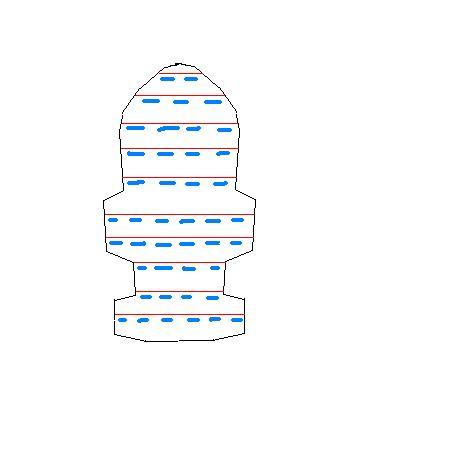 сегменчатые наручи и поножи с миниатюр Iaoo10