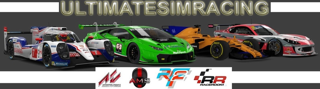 EVENTOS ULTIMATE SIMRACING