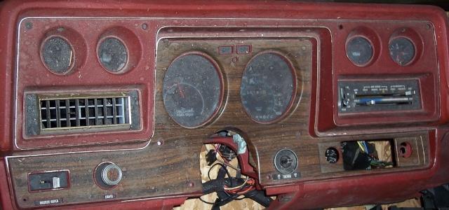 Rear defrost in the window? 77-110