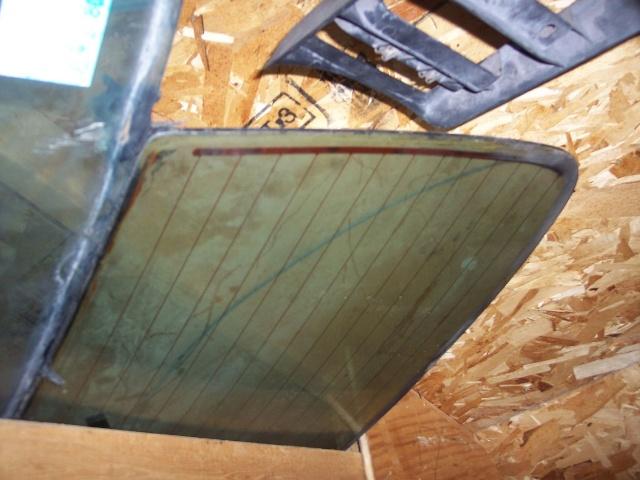 Rear defrost in the window? 77-311