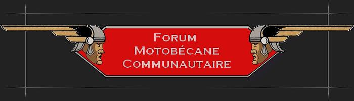 Forum Motobecane Communautaire