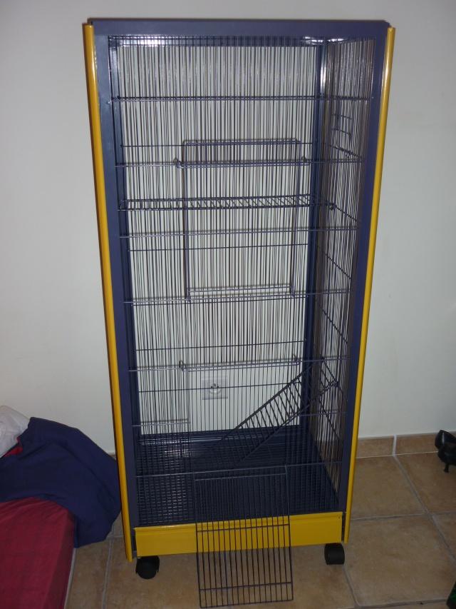 Vend volière 40 euros ( 84 - 34 ) P1030510