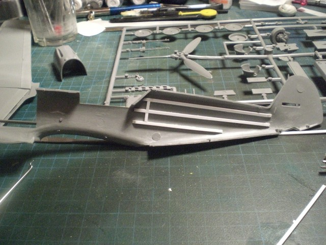 Messerschmitt b109 e Cimg0012