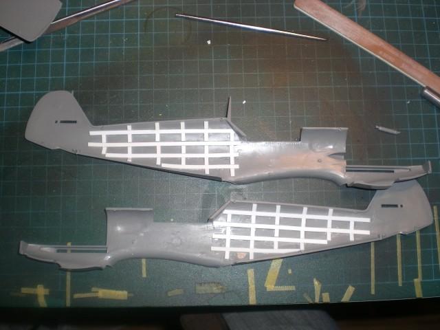 Messerschmitt b109 e Cimg0016