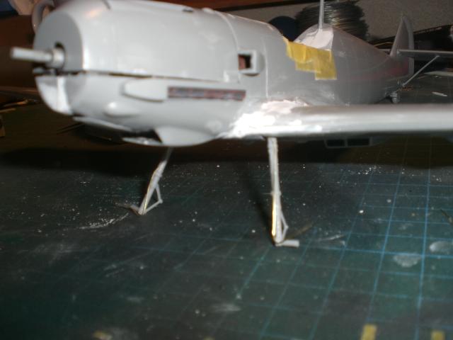 Messerschmitt b109 e Cimg0020