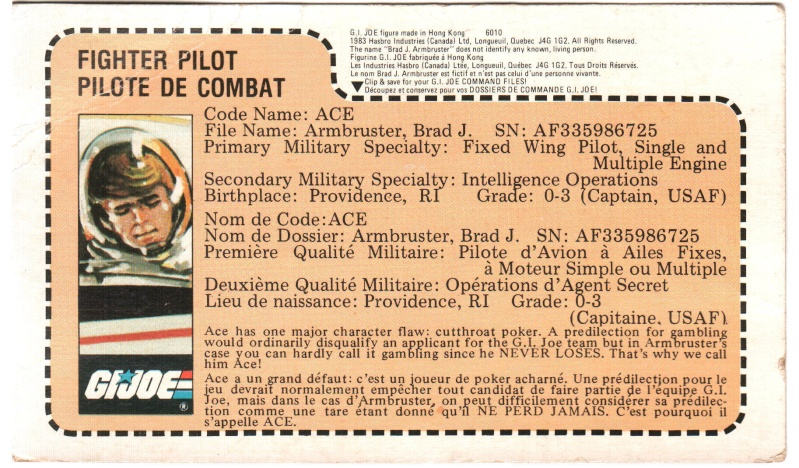 Scans des filecards francais Ace10