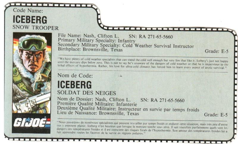 Scans des filecards francais Iceber10