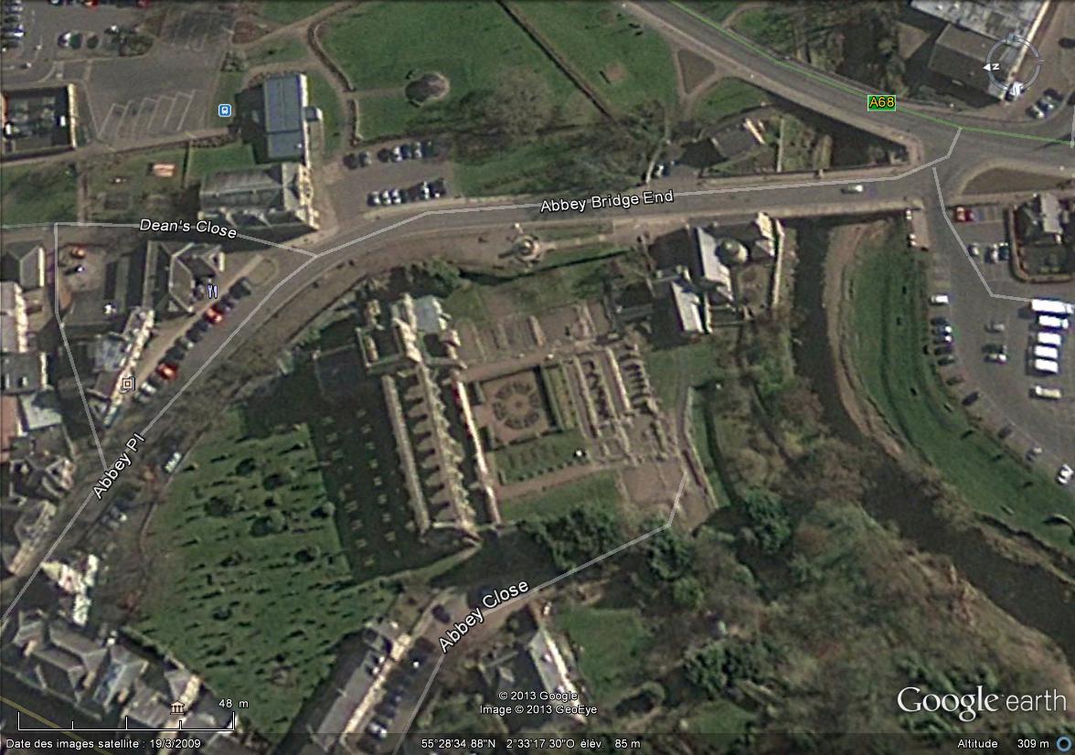 [Royaume-Uni] - Abbaye de Jedburgh Abbay_10