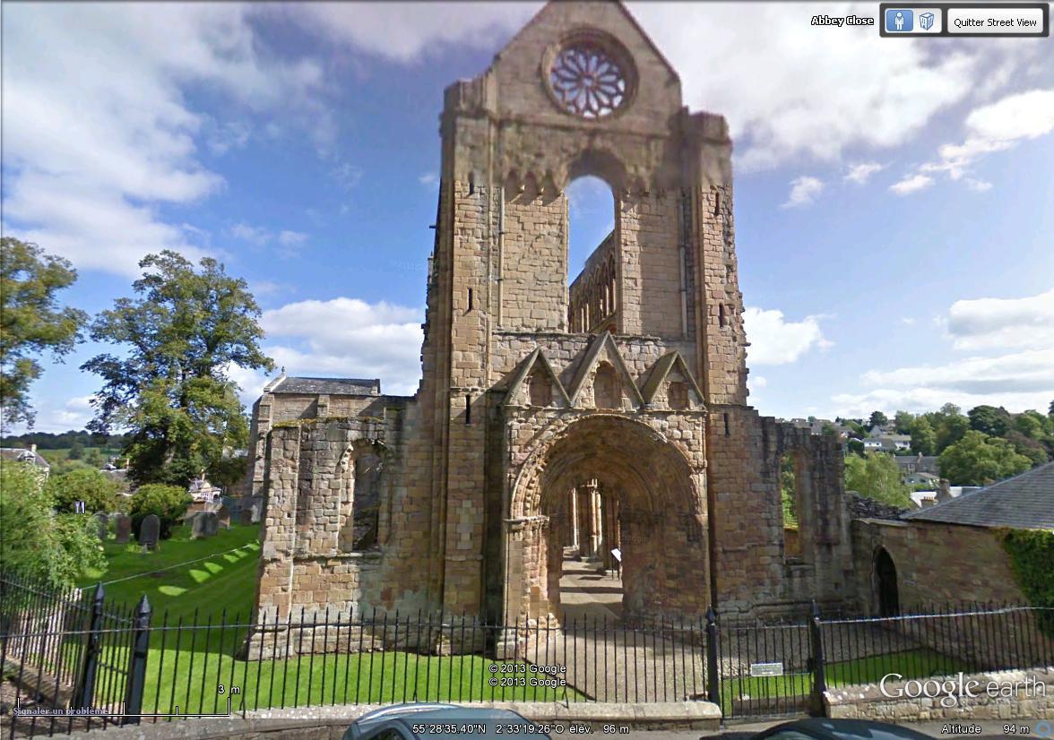 [Royaume-Uni] - Abbaye de Jedburgh Abbay_11